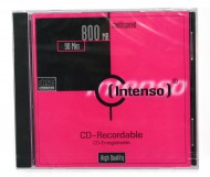CD INTENSO 800/90 min